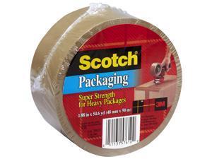 3M 3641-1411 3m 1.88 X 54.6 Yards Tan Scotch Packin