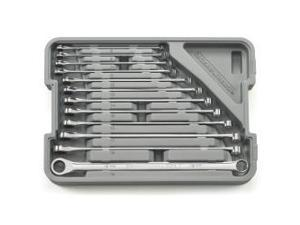 KD Tools 85988 XL Metric GearBox Double Box Ratcheting Wrench Set- - 12-Piece