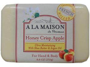 A La Maison 1172246 Bar Soap Honey Crisp Apple 8.8 Oz