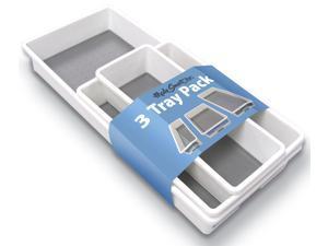 Made Smart Housewares 29003 Organizing Trays - 3-Pack