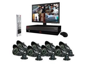 Revo R164B8GM18-4T 16 Channel 4TB DVR Surveillance System