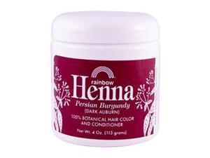 Burgundy Henna - Rainbow Research - 4 oz - Powder
