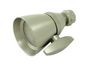 Kingston Brass GK132A85 Kingston Brass Watersense GK132A85 2-.25 in. Shower Head, Satin Nickel
