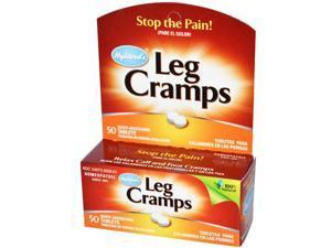 Hyland's - Leg Cramps W/Quinine, 50 tablets