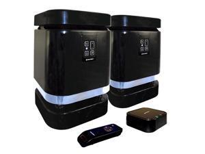 Mutant Migws2S Black Speakers Outdoor Wireless Weather Resist