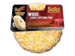 """Meguiars WWLC7 Wool Light Cutting Pad 7"""""""
