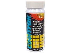 Environmental Test System 311519 CoolTrak Coolant Test Strip - 50-Pack