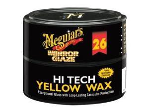 Meguiars M2611 Hi-Tech Yellow Wax - 11oz. Paste