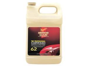 Meguiars M6201 Carwash Shampoo and Conditioner - 1 Gallon