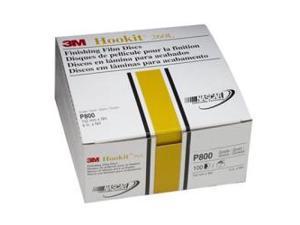 3M 979 6in Hookit Gold Disc 100 DIscs per Box