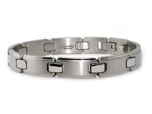Titanium Men's Link Bracelet