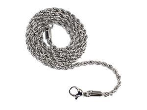 Stainless Steel 4.0mm Rope Chain
