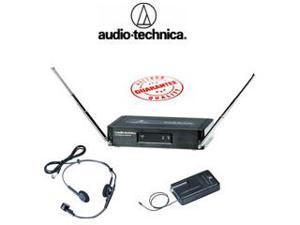AUDIO-TECHNICA WIRELESS HEADSET MICROPHONE SYSTEM ATW-251/H-T2
