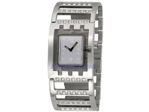 Swatch Originals Square Brilliant Bangle Watch SUBM103G
