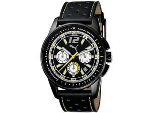 Puma Race Luminous Chrono Black Dial Men's watch #PU101951009