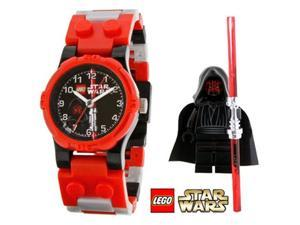 Lego Mini Classic Star Wars Black Dial Youth Watch #9002953