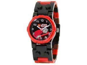 Lego Mini Classic Star Wars Black Dial Youth Watch #9002106