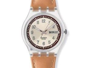 Swatch Originals Croissant Chaud Unisex Watch GE700
