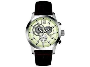 Nautica Sport Cream Dial Men's Watch #N15549G