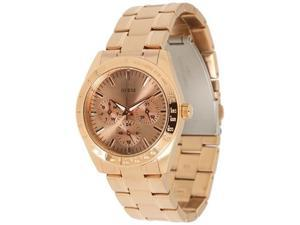 Guess Women's U13623L1 Gold Stainless-Steel Quartz Watch with Gold Dial