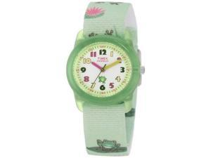 Timex Elastic Frog Band Kids Watch T7B705