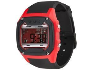 Freestyle Men's Shark 101247 Black Silicone Quartz Watch with Digital Dial