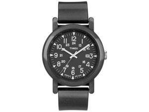 Timex Premium Originals Camper Black Unisex Watch T2N872