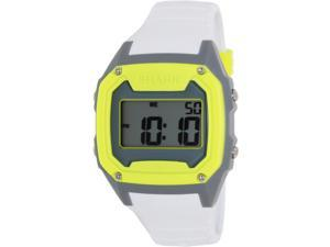 FreeStyle Men's Killer Shark 101995 White Silicone Quartz Watch with Digital Dial