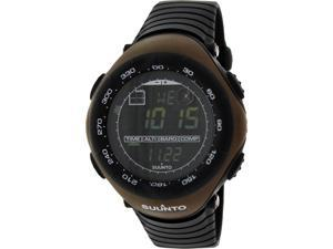 Suunto Men's Vector SS010600C10 Black Rubber Quartz Watch with Digital Dial