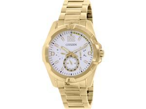 Citizen Men's AG8332-56A Gold Stainless-Steel Quartz Watch