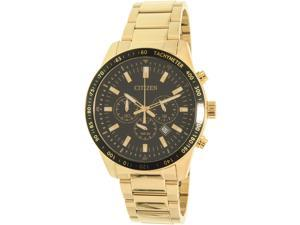 Citizen Men's AN8073-55E Gold Stainless-Steel Quartz Watch