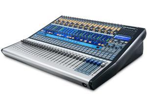 Presonus StudioLive 24.4.2 24-channel Digital Mixer and FireWire Audio Interface with 24 Microphone Preamplifiers, Effects, ...