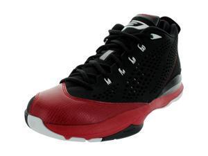 Nike  Jordan CP3.VII Black/Red Mens Basketball Shoes Size 8