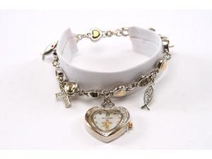 Waltham Silver Womens Bracelet Watch