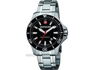 Wenger Mens 72236 Aquagraph 1000M Dives Watch