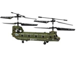 Syma Mini Chinook Cargo Transport 3CH RC Gyro Helicopter(S026)