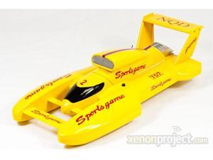 Miss Budweiser Hydro Racer Remote Control RC Boat
