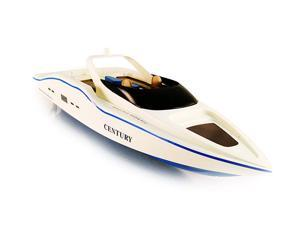 Century Twin Motor Racer Remote Control RC Speed Boat