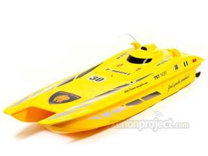 Big Miami Vice Remote Control RC Speed Racing Boat