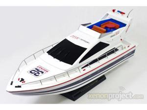 Atlantic Cruise Yacht Remote Control RC Boat