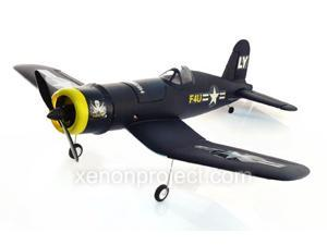F-4U Corsair Remote Control RC Warbird Airplane