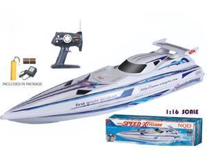 Speed X Cyclone Remote Control RC Speed Boat