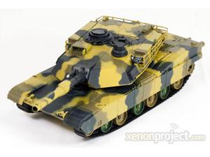 M1A2 Abrams Remote Control RC Airsoft Tank