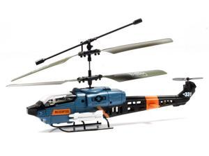 331 Mini Military RC Gyro Helicopter