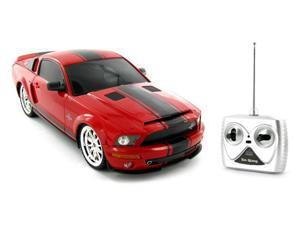 Ford Shelby GT500 1:8th Scale Diecast RC Remote Control Car