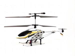 "Syma Yellow S301G RC helicopter 18"" 3 Channel RTF + 27 mhz Transmitter with GYRO"
