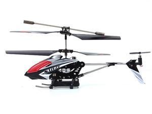 Syma S107C 3-Channel RC Helicopter with Camera - Black