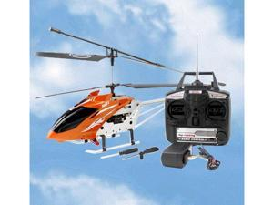 SYMA S031 Gyro 3 CH RC Helicopter Orange