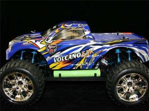 Volcano EPX PRO 1/10 Scale Brushless Truck