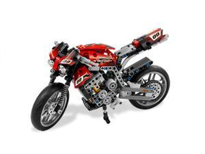 Lego Technic Motor Bike - 467 pcs.